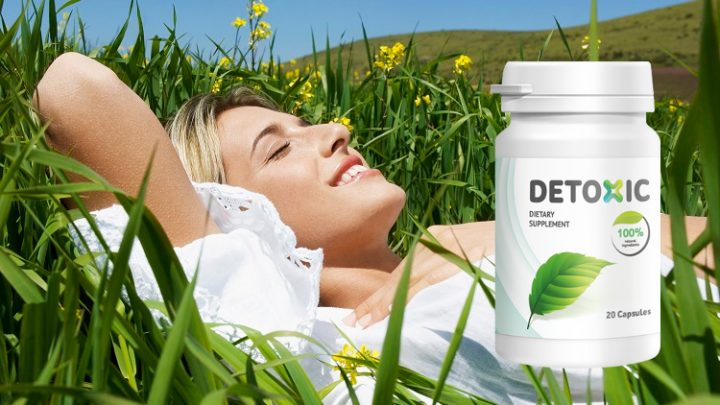 Detoxic – Funciona, Composicion, Reales opiniones, Precio