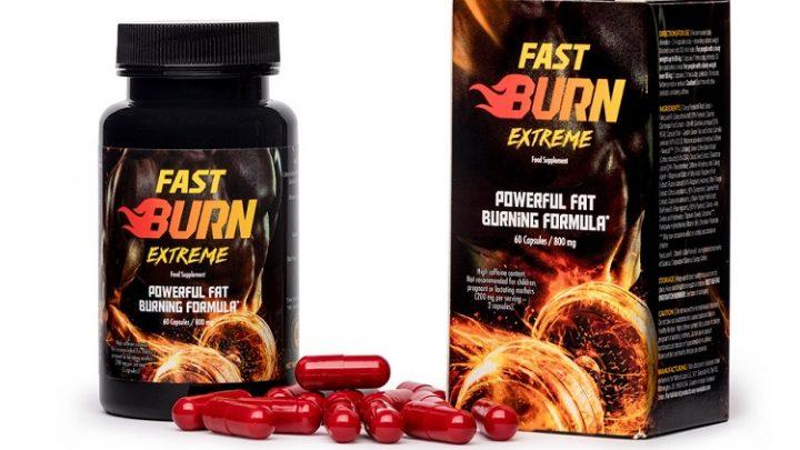 Fast Burn Extreme – Composicion, Precio, Test, Reales opiniones, Funciona