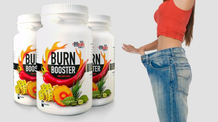 BurnBooster – Comentarios, Composicion, Funciona, Precio