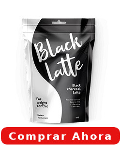 Black Latte en mercadona
