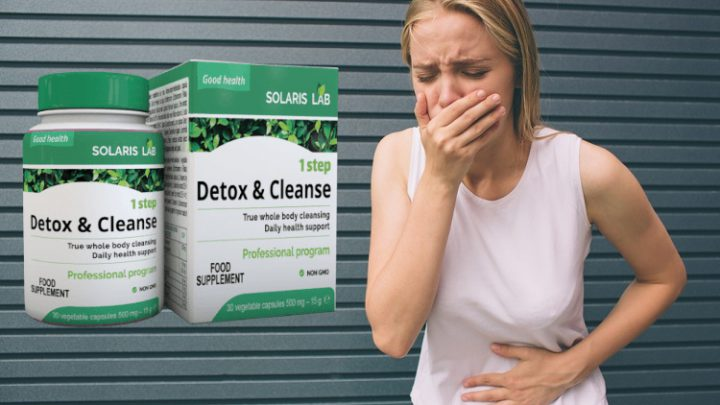 1StepDetox – funciona, opiniones, efectos, en farmacias