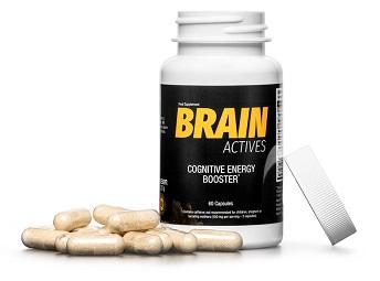 Brain Actives precio