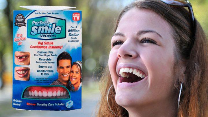 Perfect Smile Veneers- opiniones, efectos, donde comprar