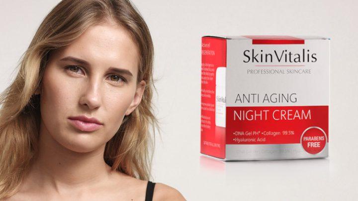 SkinVitalis- funciona, opiniones, belleza