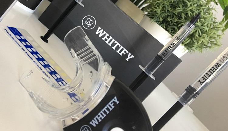 Whitify efectos
