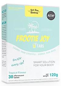 frootie joy efectos